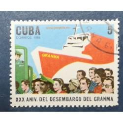 Cuba Mi 3069 Obl