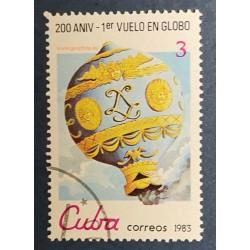 Cuba Mi 2726 Obl