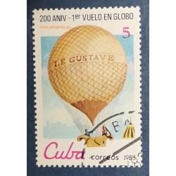 Cuba Mi 2727 Obl