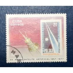 Cuba Mi 2211 Obl