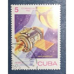 Cuba Mi 2734 Obl