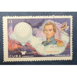 Cuba Mi 1587 Obl