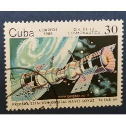 Cuba Mi 2848 Obl
