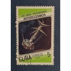 Cuba Mi 3085 Obl