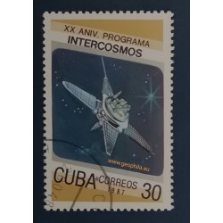 Cuba Mi 3088 Obl
