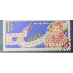 Cuba Mi 835 Obl