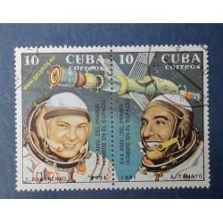 Cuba Mi 3467-3468 Obl