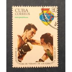 Cuba (Kuba) Mi 2241 Obl
