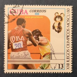 Cuba (Kuba) Mi 2460 Obl