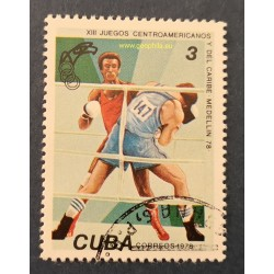 Cuba (Kuba) Mi 2310 Obl