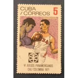 Cuba (Kuba) Mi 1671 Obl