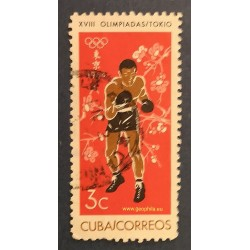 Cuba (Kuba) Mi 914 Obl