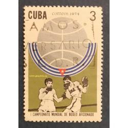 Cuba (Kuba) Mi 1987 Obl