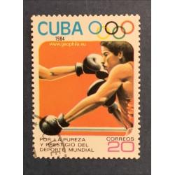 Cuba (Kuba) Mi 2871 Obl