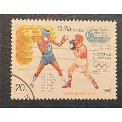 Cuba (Kuba) Mi 3618 Obl