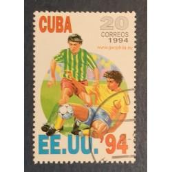 Cuba (Kuba) Mi 3724 Obl