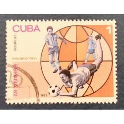 Cuba (Kuba) Mi 2540 Obl