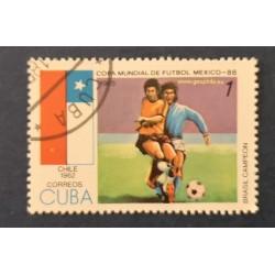 Cuba (Kuba) Mi 2911 Obl