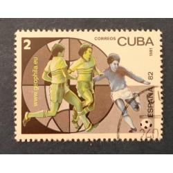Cuba (Kuba) Mi 2541 Obl