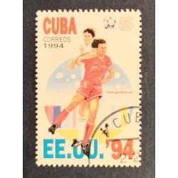 Cuba (Kuba) Mi 3723 Obl
