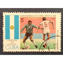 Cuba (Kuba) Mi 2915 Obl
