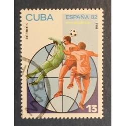 Cuba (Kuba) Mi  2544 Obl
