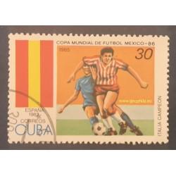 Cuba (Kuba) Mi 2916 Obl
