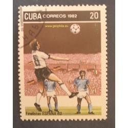 Cuba (Kuba) Mi 2686 Obl