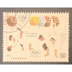 Cuba (Kuba) Mi 3620 Obl
