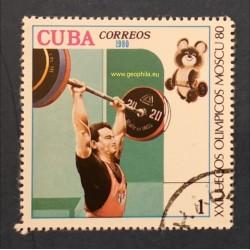 Cuba (Kuba) Mi 2454   Obl
