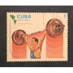 Cuba (Kuba) Mi 2747   Obl