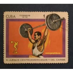 Cuba (Kuba) Mi 1568   Obl