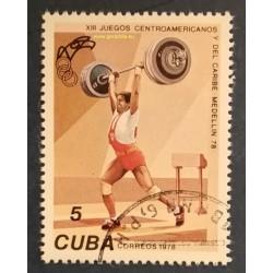 Cuba (Kuba) Mi 2311   Obl