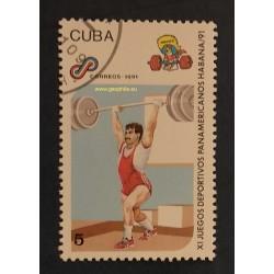 Cuba (Kuba) Mi 3478   Obl