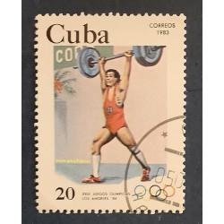 Cuba (Kuba) Mi 2719   Obl