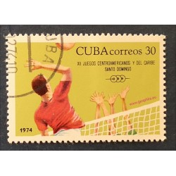 Cuba (Kuba) Mi 1945   Obl