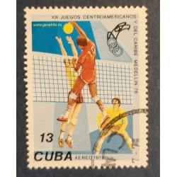 Cuba (Kuba) Mi 2313  Obl