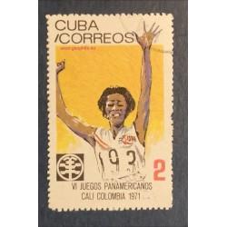 Cuba (Kuba) Mi 1668  Obl