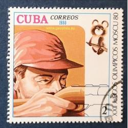 Cuba (Kuba) Mi 2455  Obl