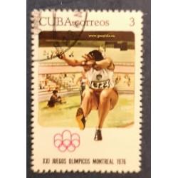 Cuba (Kuba) Mi 2137 Obl