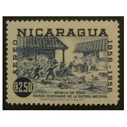 Nicaragua YT PA 341 **