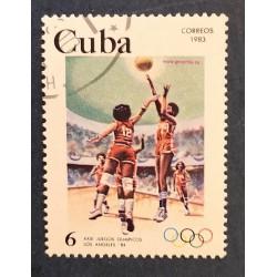 Cuba (Kuba) Mi 2718 Obl