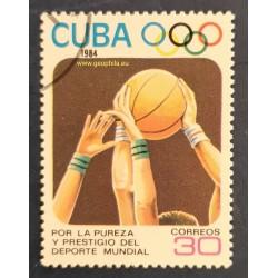 Cuba (Kuba) Mi 2872 Obl