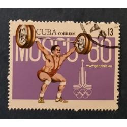 Cuba (Kuba) Mi 2417   Obl