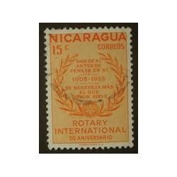 Nicaragua YT 781 Obl