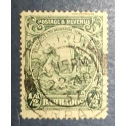 Barbade (Barbados) YT 142 Obl