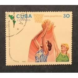 Cuba (Kuba) Mi 3547 Obl