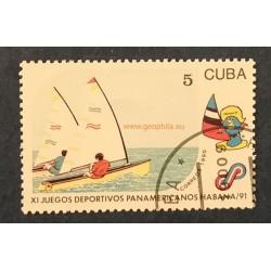Cuba (Kuba) Mi 3441 Obl