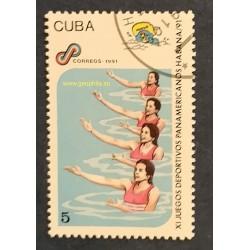 Cuba (Kuba) Mi 3477 Obl