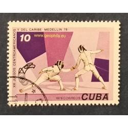 Cuba (Kuba) Mi 2312 Obl